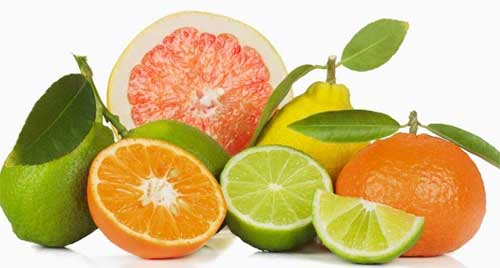 A nutritious diet rich in Vitamin C and D