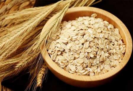 Oatmeal Scrubs for Dry Skin