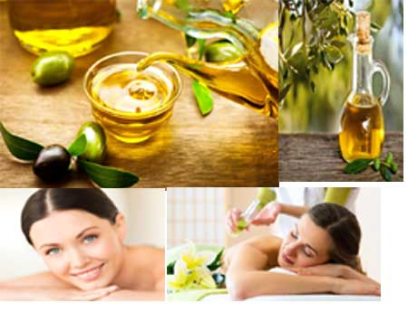 Olive Oil For The Glowing Skin