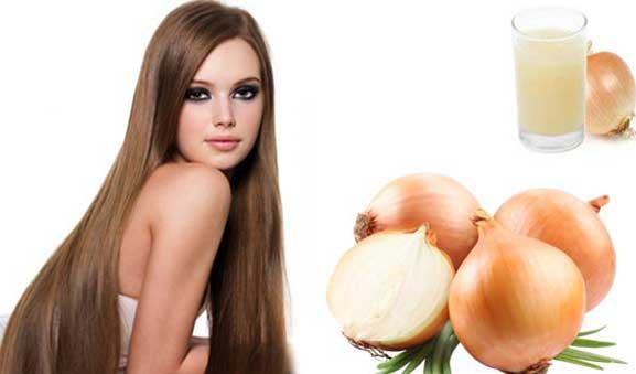 Onion Juice Home Remedy for Hair