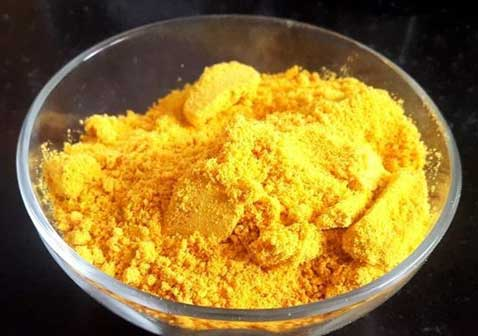 Orange Peel Powder Water Face Pack