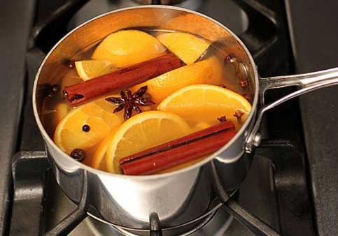 Orange-Spice Simmer