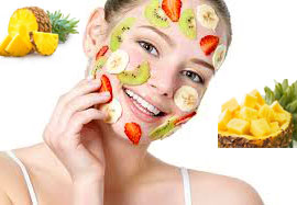 Pineapple Facial Packs
