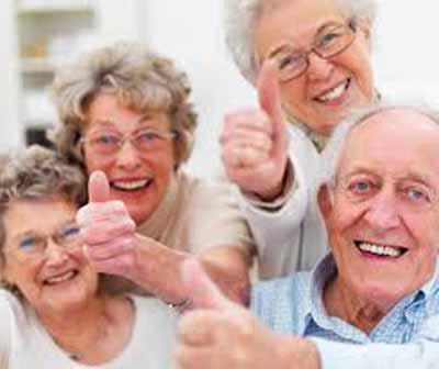 Healthy Diet for an Elderly