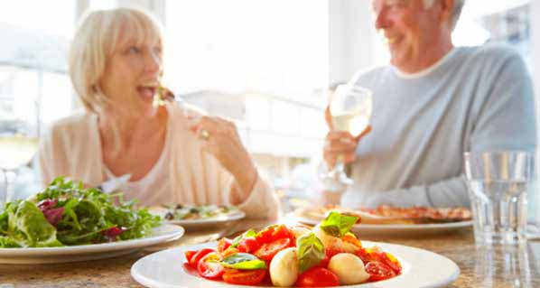 Planning a diet for an elderly