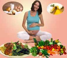 Pregnancy Healthy Diet