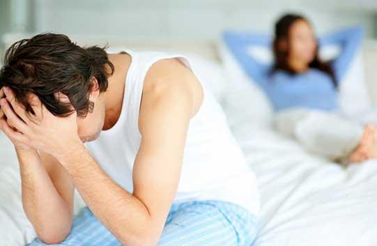 Premature Ejaculation in Men