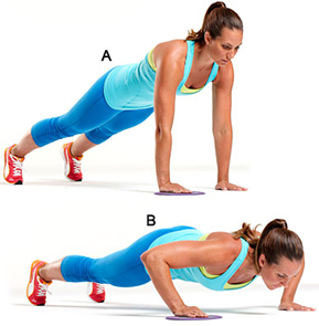 Push-Ups Workouts