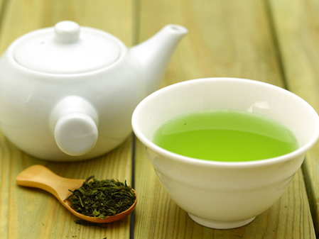 Green Tea to Reduce Fats from Body