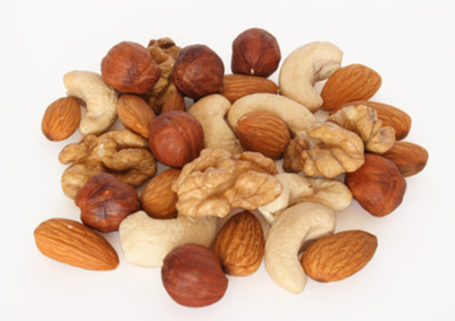 Nuts to Reduce Fats from Body