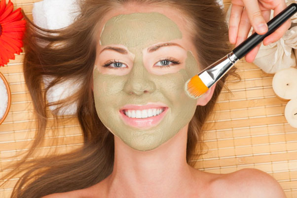 Remedies for Glowing Skin Apple and Honey Mask