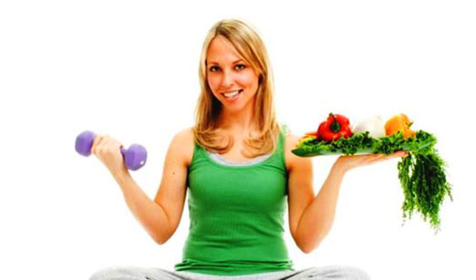 Right Food for Women Fitness