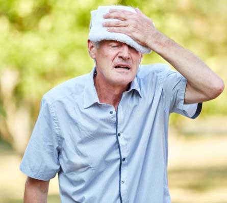 Risk of Heat Stroke
