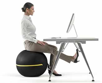 Silent Seat Compresses Exercise