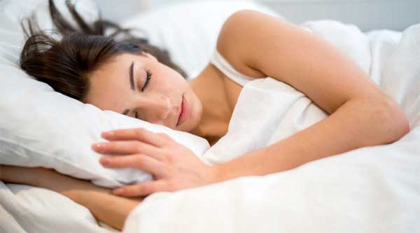 Get 8 hours of sleep everyday to keep depression at bay