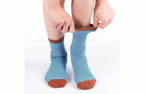 Socks Daily to Avoid Smelly Feet