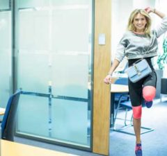 How to Stay Fit and Healthy in the Workplace?