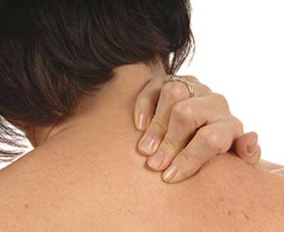Stiff Neck Pain