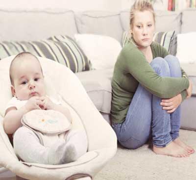 Symptoms of Postpartum Depression