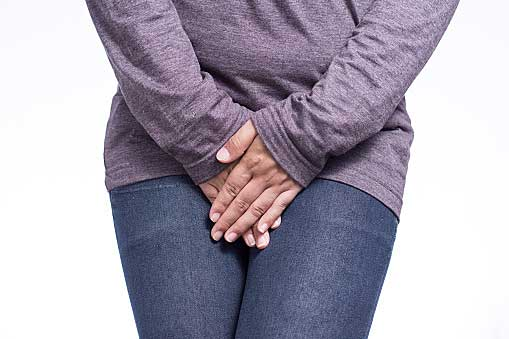 Symptoms of Vulvodynia