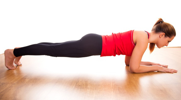 The Plank Pose Simple Workouts