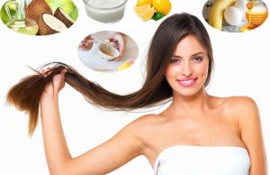 Natural Home Remedies for long Hair and Attractive Skin