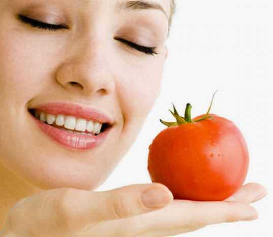Tomatoes Remedy Remove Deep Blackheads Instantly