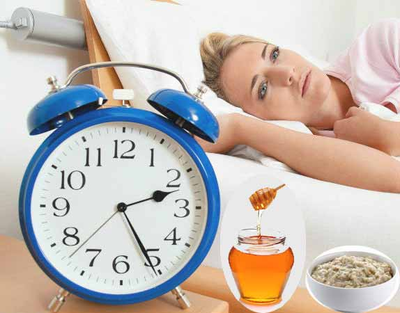 10 Top home remedies that help to treat sleeplessness