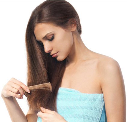 Increase Hair Growth- Treat your hair gently