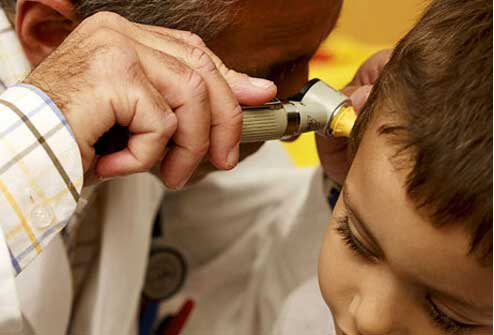 Treatment of Swimmer's Ear