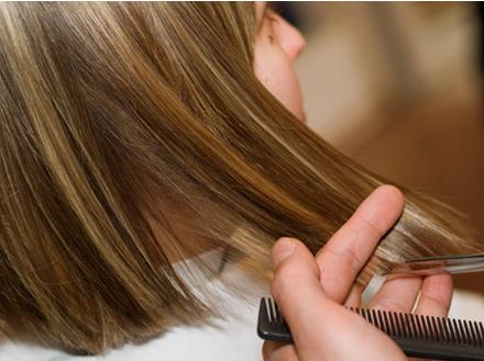 Trim your Hair Regularly
