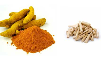 Turmeric with Sandalwood