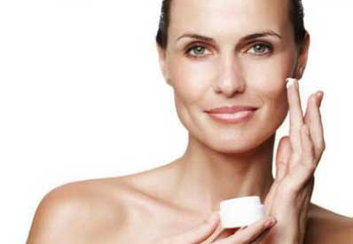 Using Creams and Products According to Age