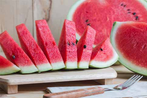 Watermelon Helps to keep your Vision Healthy