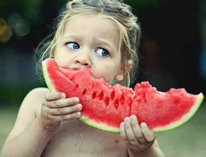 Watermelon also Helps keep the Heart Healthy