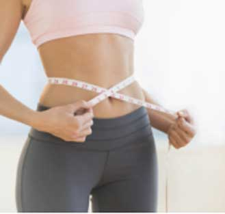 Peppermint helps in losing weight by controlling the appetite