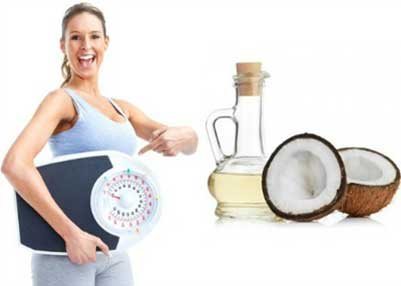 Weight Loss from Coconut Oil
