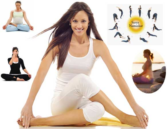 Yoga and Meditation For Glowing Skin