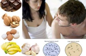 10 Foods that Increase Sperm Count