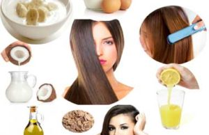 Natural Ways to Straighten Your Hair