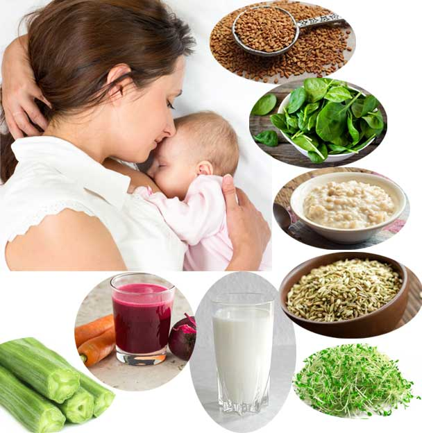 Image result for Foods to Increase Breast Milk Supply