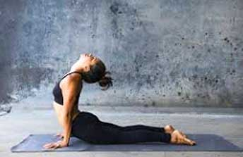 Cobra Pose For Relieving Sciatica