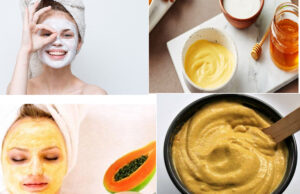 DIY Facial Cleanser For Clear & Glowing Skin