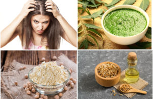 Ayurvedic Treatment Will Cure Dandruff