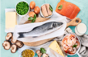 Food Sources For Vitamin D3