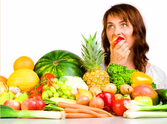 Consume Fruits And Vegetables To Beat The Blues