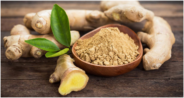 Ginger For Back Pain