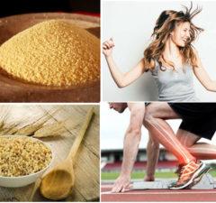 Health Benefits Of Semolina