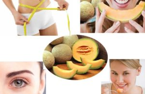 Health Benefits of Muskmelon or Cantaloupe