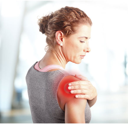 How to Reduce the Frozen Shoulder